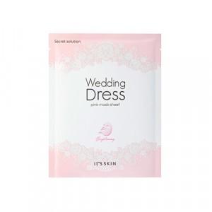 IT'S SKIN Secrete Solution Wedding Dress Mask Sheet 27g