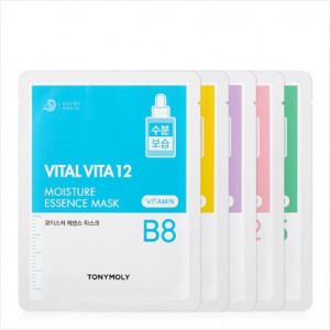 Tony Moly Vital Vita 12 Essence Mask 25ml