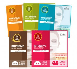 SCINIC Intensive Dual mask