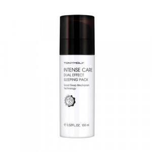 Ночной уходовый продукт Tony Moly Intense care Dual Effect Sleeping pack 100ml