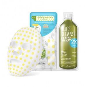 Очищающая маска ARIUL Juice Cleanse Mask Wheat & Celery