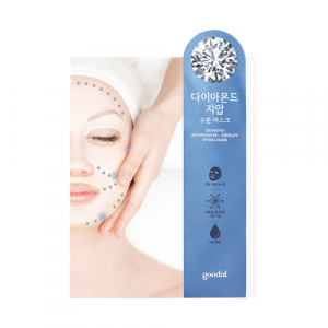GOODAL Diamond Azupressure-Therapy Hydra Mask 5ea
