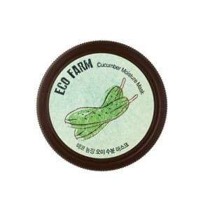 THESAEM Eco Farm Cucumber Moisture Mask 95g