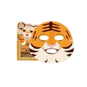 DEWYTREE Wrinkle Keeper Tiger Mask