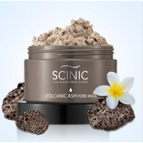 SCINIC Volcanic ASH pore mask 100g.