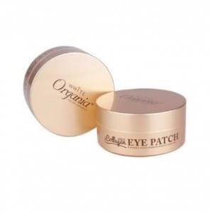 Патчи для глаз с коллагеном ORGANIA Gold Collagen eyepatch (30pcs)