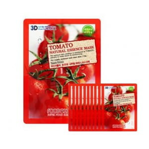 FOOD A HOLIC 3D Natural Essence Mask [Tomato] x10EA