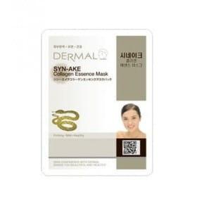 Коллагеновая маска  Dermal SYN-AKE Collagen Essence Mask