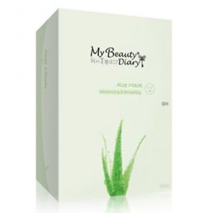 My beauty Diary Aloe mask /2sheet