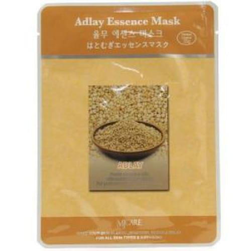 Листовая маска для лица MJ CARE Essence Mask [Adlay]