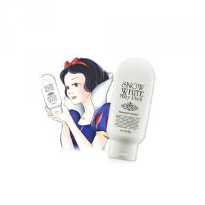 Отбеливающая молочная маска  Secret Key Snow White Milky Pack 200g