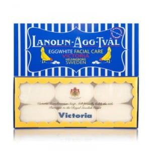 Маска для глубокого очищения кожи лица Victoria New Sweden Egg Pack BOX (50g*6)