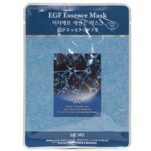 Листовая маска с антивозрастным эффектом MJ CARE Essence Mask [EGF]