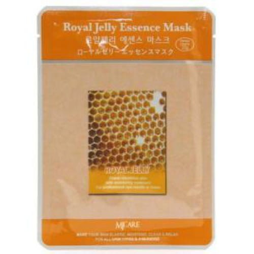 Маска с маточным молочком MJ CARE Essence Mask [Royal Jelly]