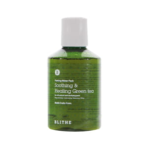 BLITHE Patting Water Pack #Green tea 200ml