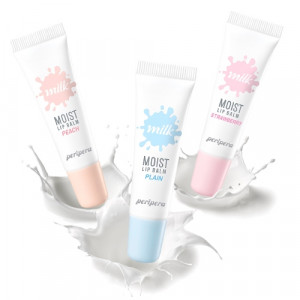 PERIPERA Milk Moist Lip Balm 10g