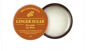 Маска  для губ Aritaum Ginger Sugar Overnight Lip Mask 25g
