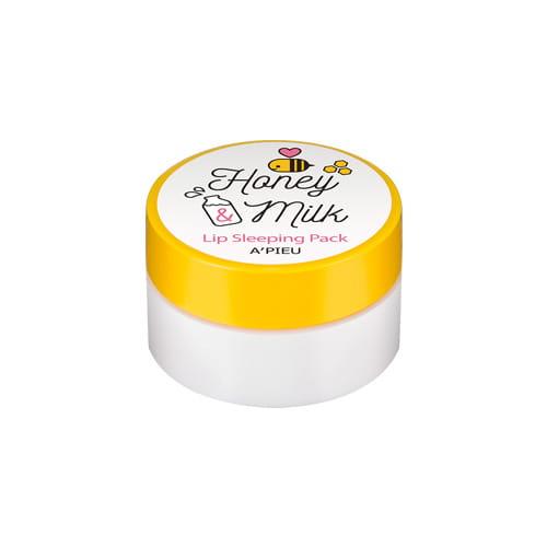 A'PIEU Honey & Milk Lip Sleeping Pack 2.7g
