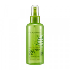 [Black Friday] Nature Republic Soothing & Moisture Aloe vera 92% Soothing Gel Mist 150ml
