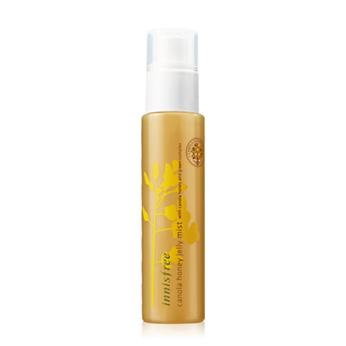 Желейный мист для лица Innisfree Canola Honey Jelly Mist 80ml