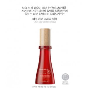 THE SAEM Urban Eco Waratah Ampoule 55ml