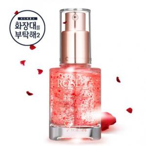 Эссенция для лица 9wishes Rose Capsule essence 30ml