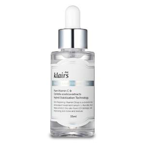 Витаминизированная сыворотка Klairs Freshily Juiced vitamin drop 35ml