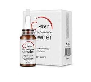 Let's cure C-ster High Performance Powder 15g