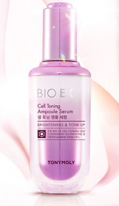 Ампульное средство Tony Moly Bio EX Cell Toning Ampoule Serum 45ml