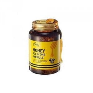 Питательная медовая сыворотка Scinic Honey all in one ampoule 250ml