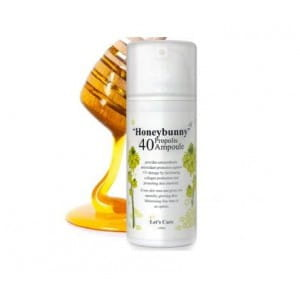 Let's cure Honey bunny propolis 40 ampoule 100ml
