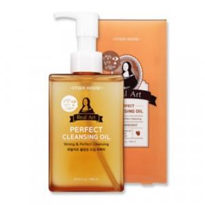 Гидрофильное масло ETUDE HOUSE Real Art Cleansing Oil Perfect 185ml