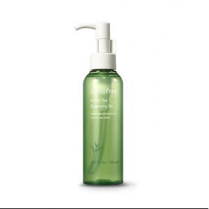 Гидрофильное масло Innisfree Apple seed cleansing oil 150ml