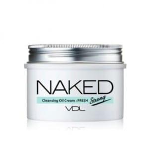 VDL Naked Cleansing Oil Cream Fresh (strong) 150ml