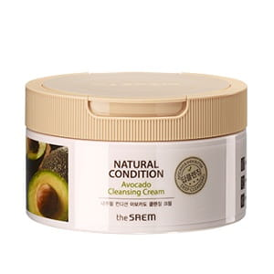 THE SAEM Natural Condition Avocado Cleansing Cream 300ml