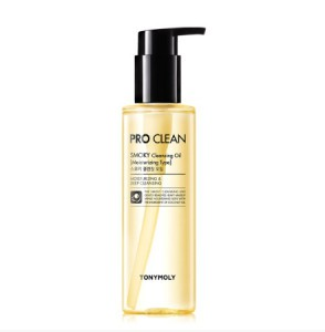 TONY MOLY Smoky Cleansing Oil 150ml
