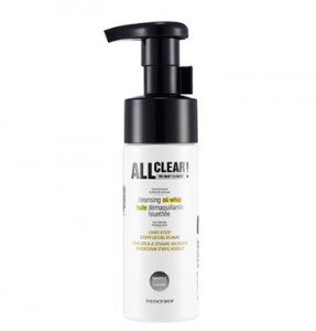 THE FACE SHOP All Clear Clensing Oil Whip