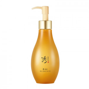 SOORYEHAN Cheonsam Golden Cleansing Gel Oil 200ml