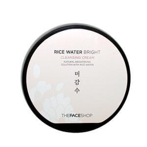 Очищающий крем с рисовой водой The Face Shop Rice water bright cleansing cream 200ml