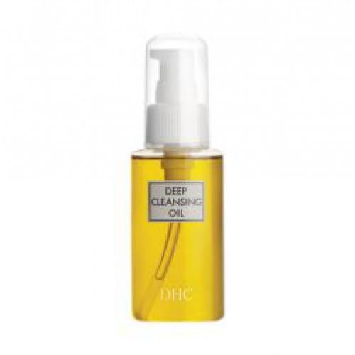 Гидрофильное масло для глубокого очищения кожи Dhc Deep cleansing oil 70ml