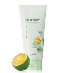 GOODAL Green Tangerine Moist Cleansing Foam 170ml