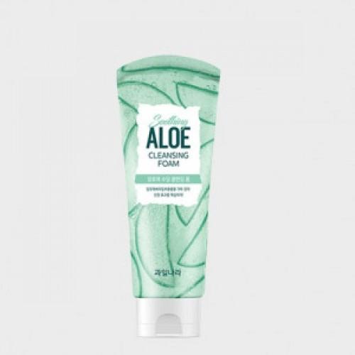 Пенка для глубокого очищения кожи лица Etude House Baking powder BB deep cleansing foam 150ml