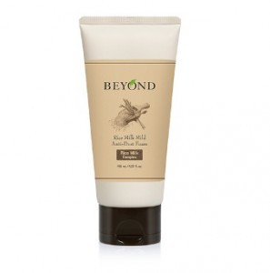 BEYOND Rice Milk Mild Anti-Dust Foam 150ml