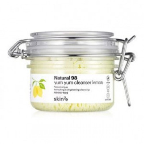 SKIN79 Natural 98 yum yum cleanser lemon 100g