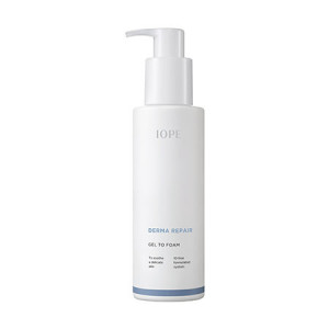 IOPE Derma Repair Gel To Foam 200ml