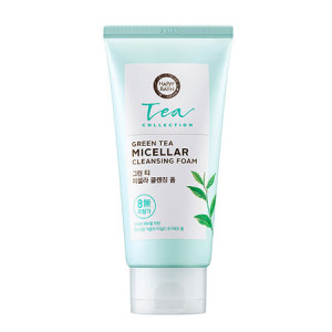 HAPPY BATH Green Tea Micellar Cleansing Foam