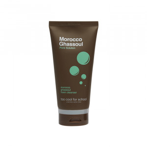 TOO COOL FOR SCHOOL Morocco Ghassoul Foam Cleanser