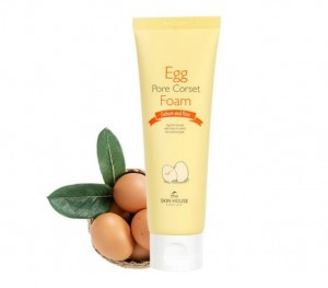 The skin house Egg Pore Corset Foam 120ml
