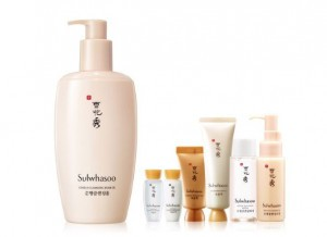 SULWHASOO Gentle Cleansing Foam 400ml (JUMBO +Gift)