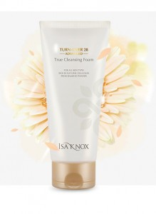 ISA KNOX Turn Over 28 True Cleansing Foam 180ml